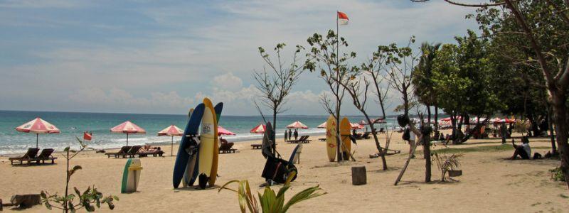 Legian Bali vakantie