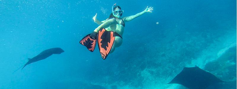 Nusa Lembongan duiken